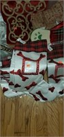 Large Lot of Misc Household Christmas Decor