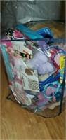 Bag FULL of Misc Children's Toys