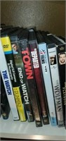 Huge Lot of Household DVD & Bluray Movies