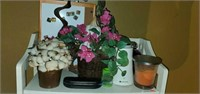 Lot of Misc Household Decorative Items