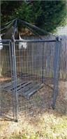 Large Metal Outdoor Gazebo Cage