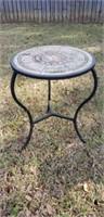 Nice Small outdoor Metal Patio Table