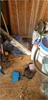 Treasure lot ENTIRE CONTENTS of Wood Shed