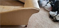Beautiful upholstered lounge chair