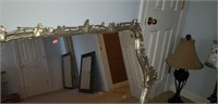 Large heavy decor mirror