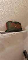 Large estate lot of body comfort, curtain rod...