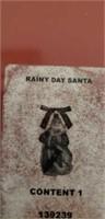 Waterford holiday heirlooms rainy day santa