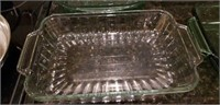 Lot of 5 baking dishes