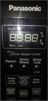 Panasonic genius sensor microwave