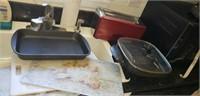 Bella 4 slice toaster, west bend pot, & more
