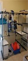 Pop Up Closet with TONS of Household Items