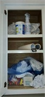Entire Contents of Cabinet in Laundry Room