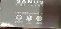 Brand New Sanus On Wall Glass Shelf