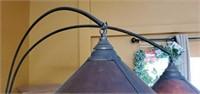 Tall Beautiful Chandelier Like Floor Lamp