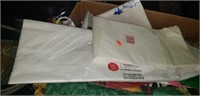 Estate lot of bag, paper, ect