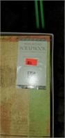 Beautiful Brand New Post Bound Scrapbook