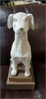 Pier 1 Import Dog Statue