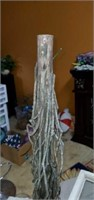 Tall Swirled Branch Decor