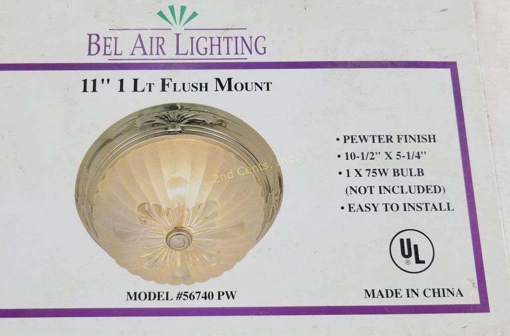 Lighting 11 Flush Mount Ceiling Light