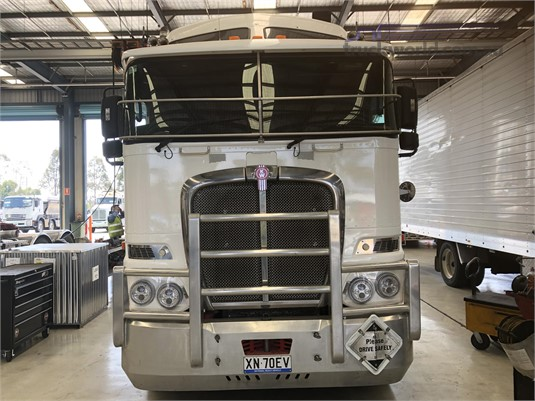 2013 Kenworth K200 Gilbert and Roach - Trucks for Sale