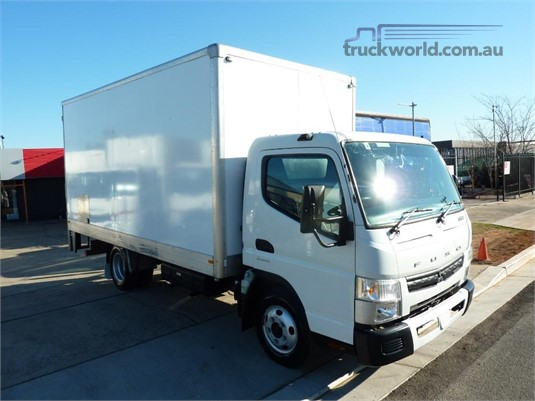 2017 Fuso Canter 515 AMT Duonic - Trucks for Sale