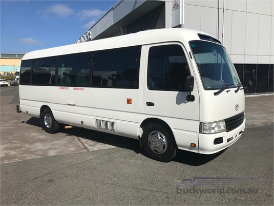 2012 Toyota COASTER Adtrans Used Trucks Sydney - Trucks for Sale