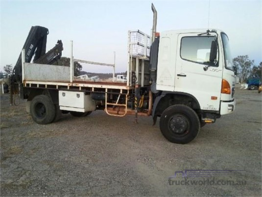 2007 Hino 500 Series 1322 GT - Trucks for Sale