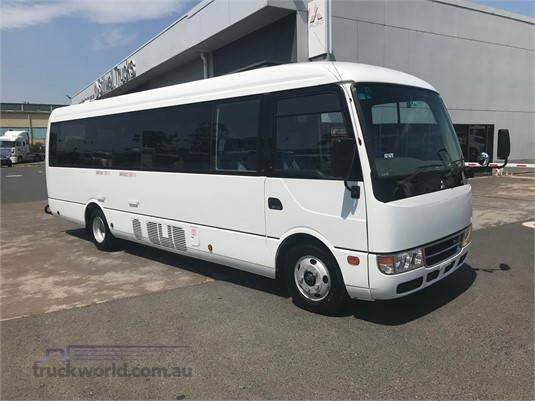 2014 Mitsubishi other Adtrans Used Trucks Sydney - Buses for Sale