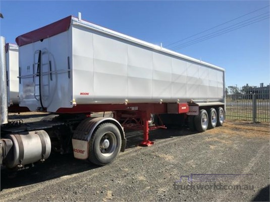 2019 Moore TIPPER - Trailers for Sale