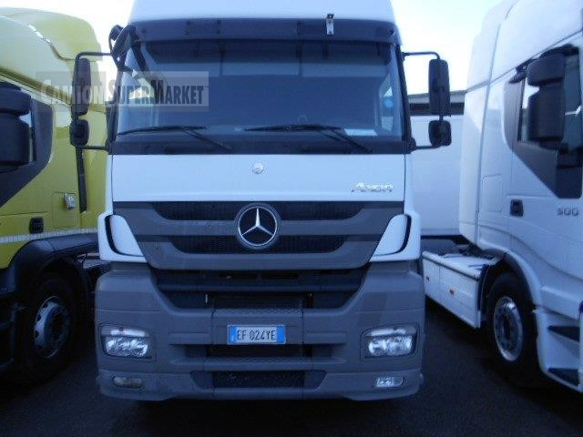 Mercedes-Benz AXOR 1843 used
