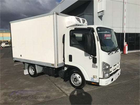2008 Isuzu NLR Adtrans Used Trucks Sydney - Trucks for Sale