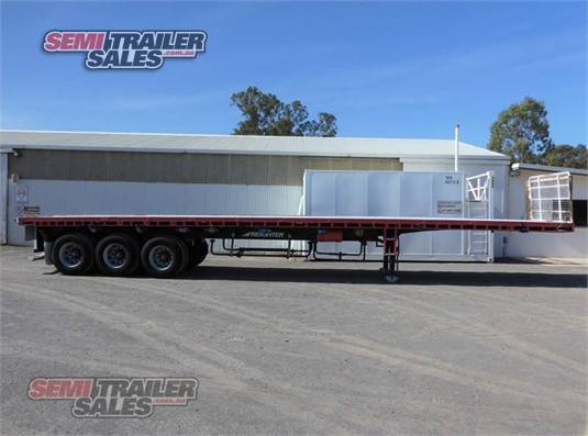 2005 Maxitrans Flat Top Trailer Semi Trailer Sales - Trailers for Sale