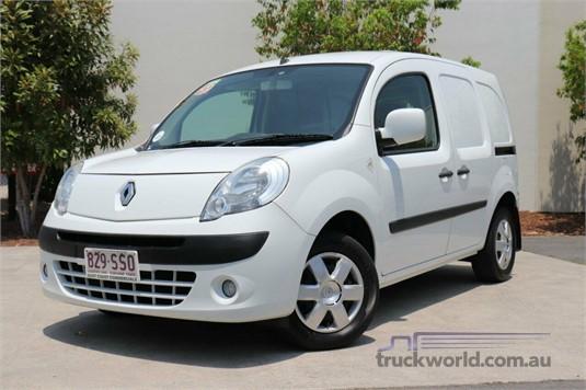 2012 Renault Kangoo X61 - Light Commercial for Sale