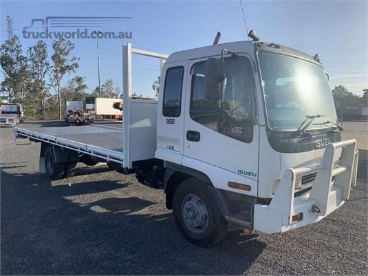 2000 Isuzu FRR500 - Trucks for Sale