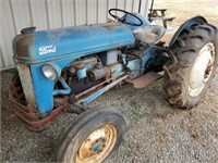 Ford Tractor - Not Running
