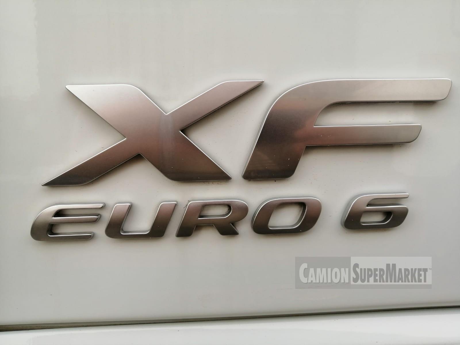 Daf XF460 Uzywany 2014