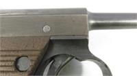Japanese Nambu Type 14 Pistol cal. 8mm Nambu SN: