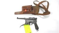 "Mauser C96 ""Broomhandle"" Pistol cal. 30 Mauser"