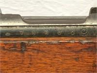 Japanese Type 99 Arisaka Rifle cal. 7.7mm SN:
