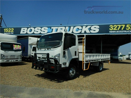 2014 Isuzu NPS 300 4x4 - Trucks for Sale