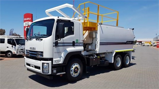 2019 Isuzu FVZ 260-300 - Trucks for Sale