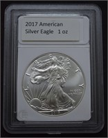 The Silver Leaf Investment Coin Auction Event