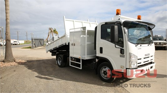 2011 Isuzu NPR 400 Used Isuzu Trucks - Trucks for Sale