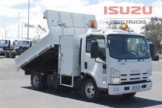 2008 Isuzu NPR 400 Used Isuzu Trucks - Trucks for Sale
