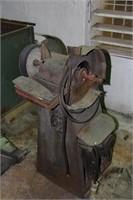 Scrap Pedestal Grinder