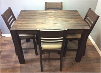 HOLLAND HOUSE FURNITURE TABLE & CHAIRS