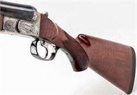 Gun AYA 400E SXS Shotgun in 12 GA
