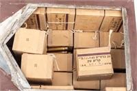 Ammo Lot of 700+ 7.62 Israeli Wood Tipped Blanks