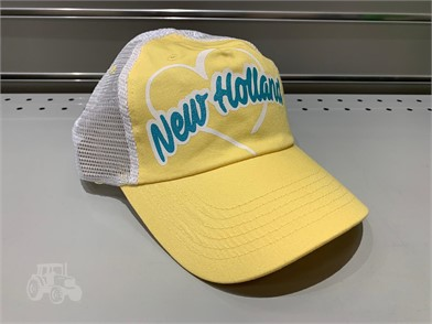 New Holland Yellow Hat For Sale 1 Listings Tractorhouse Com Page 1 Of 1