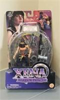 Open box, Vintage Zena Warrior Princess Toy